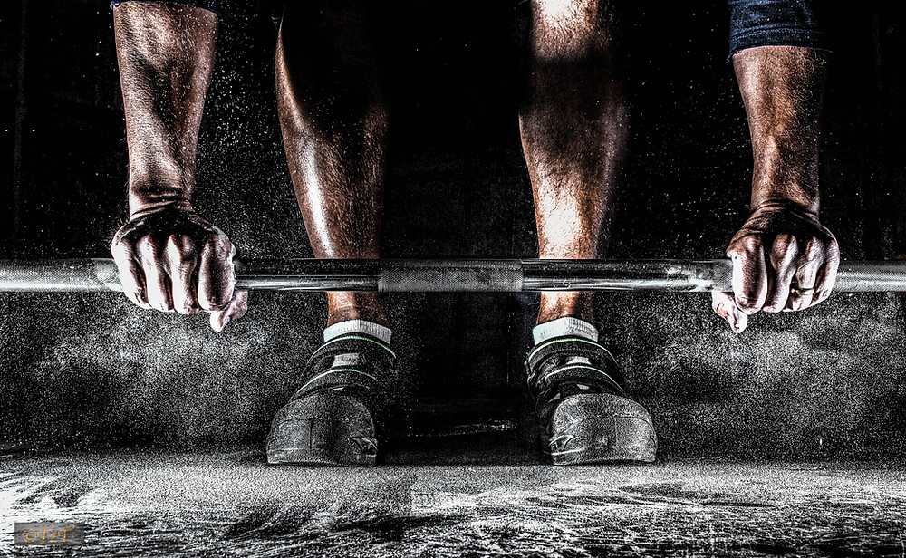 Deadlifting is the best weightlifting exercise there is.