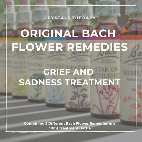 Bach Flower Remedies for Grief and Sadness, Original Bach Flower Essences