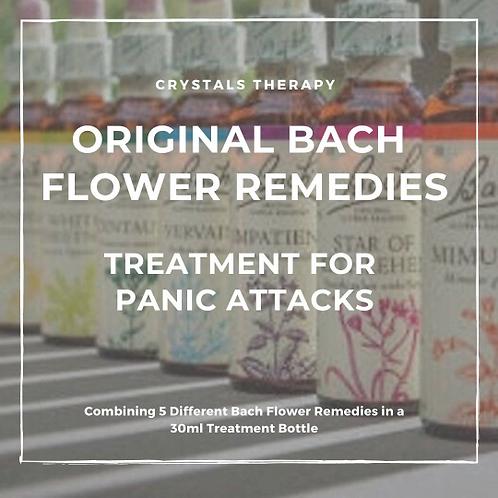 Bach Flower Remedies for Panic Attacks, Original Bach Flower Es