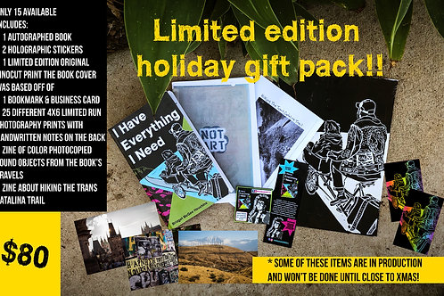 Limited Edition I Have Everything I Need Gift Package