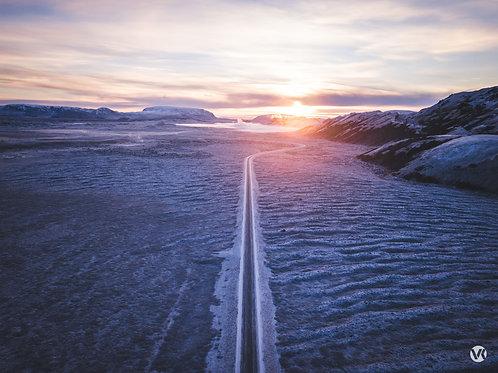 La route du soleil