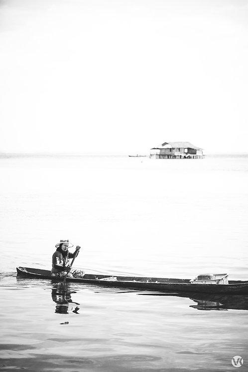 Vie sur l'eau