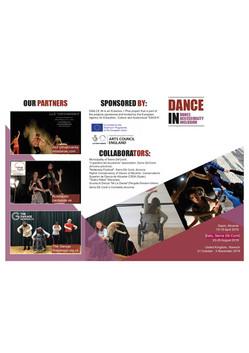 """""""Dance in"""" Serra Dè Conti Italia 20-24 Agosto 2019"""