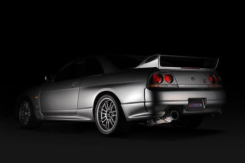 TOMEI - ExpremeTi Catback Exhaust - Nissan Skyline BCNR33