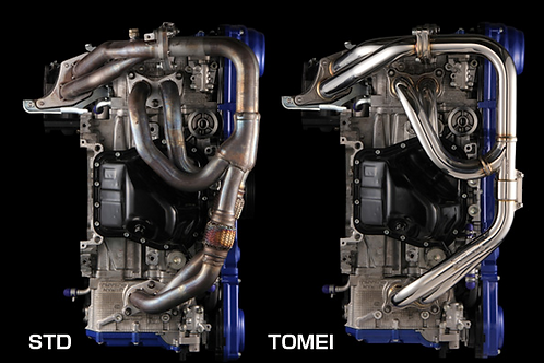 TOMEI - Expreme Exhaust Manifold IMPREZA WRX STI GDB C-G/GRB A-D/GVB C-D