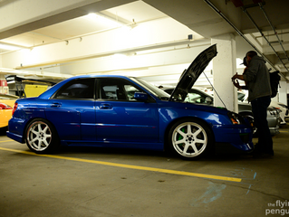 Lloyd C.'s 2004 Fully Built STi