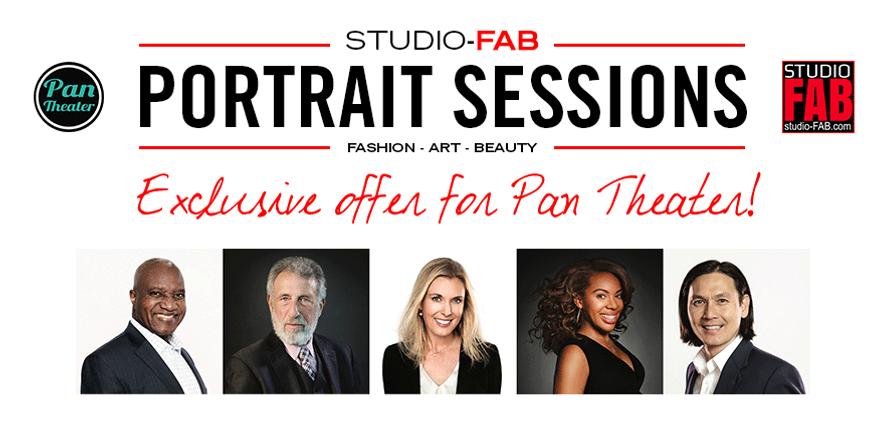 Studio-FAB Portrait Sessions