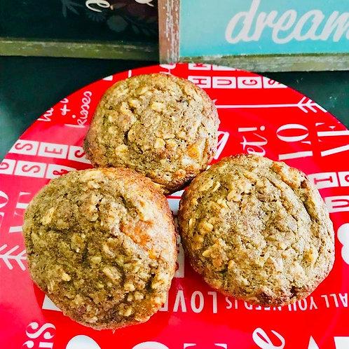 Muffin con Chabacano