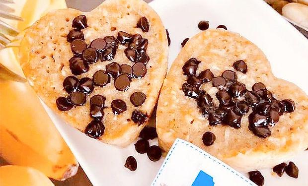 Panquecito con chispas de chocolate Bite