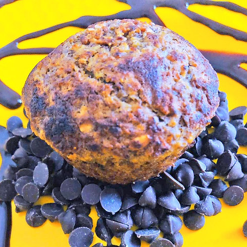 Muffin con Chips de Chocolate