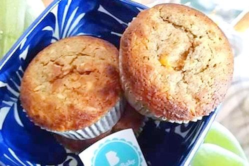 Muffin de Nuez