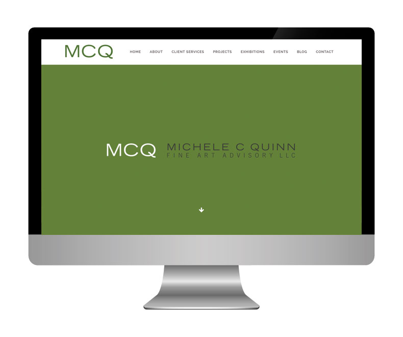 MCQ Fineart Website
