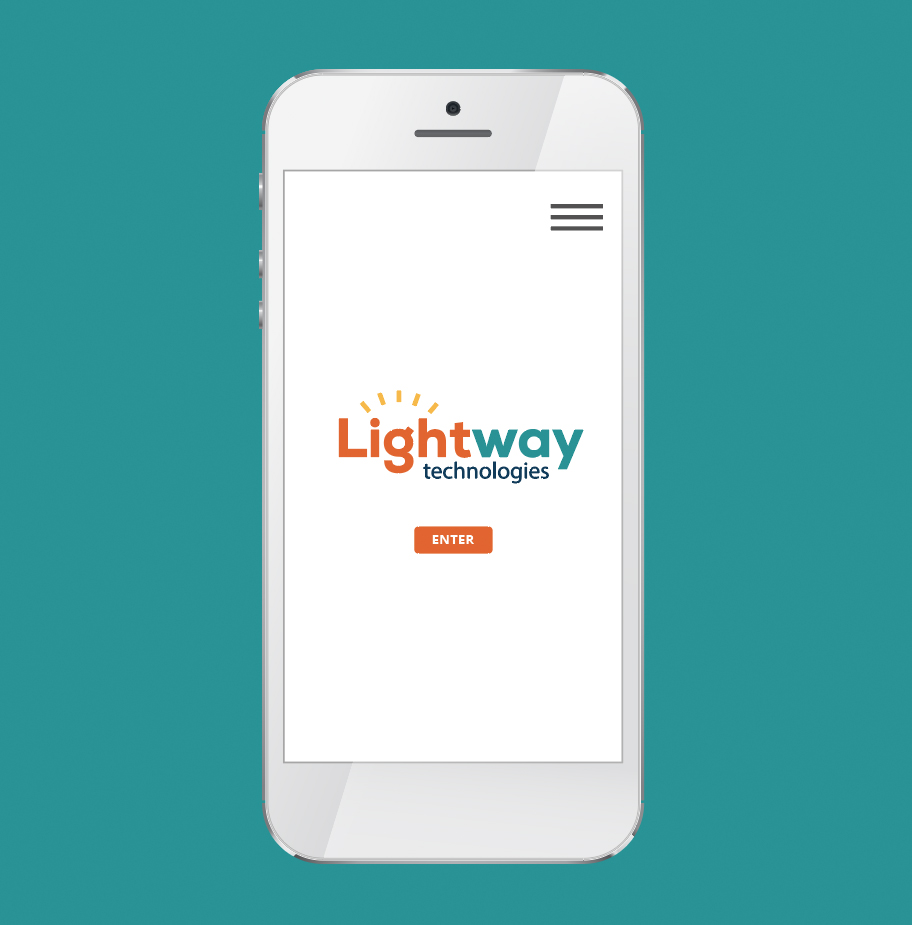 Lightway Technologies Logo Design