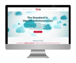 Finix Solutions Website