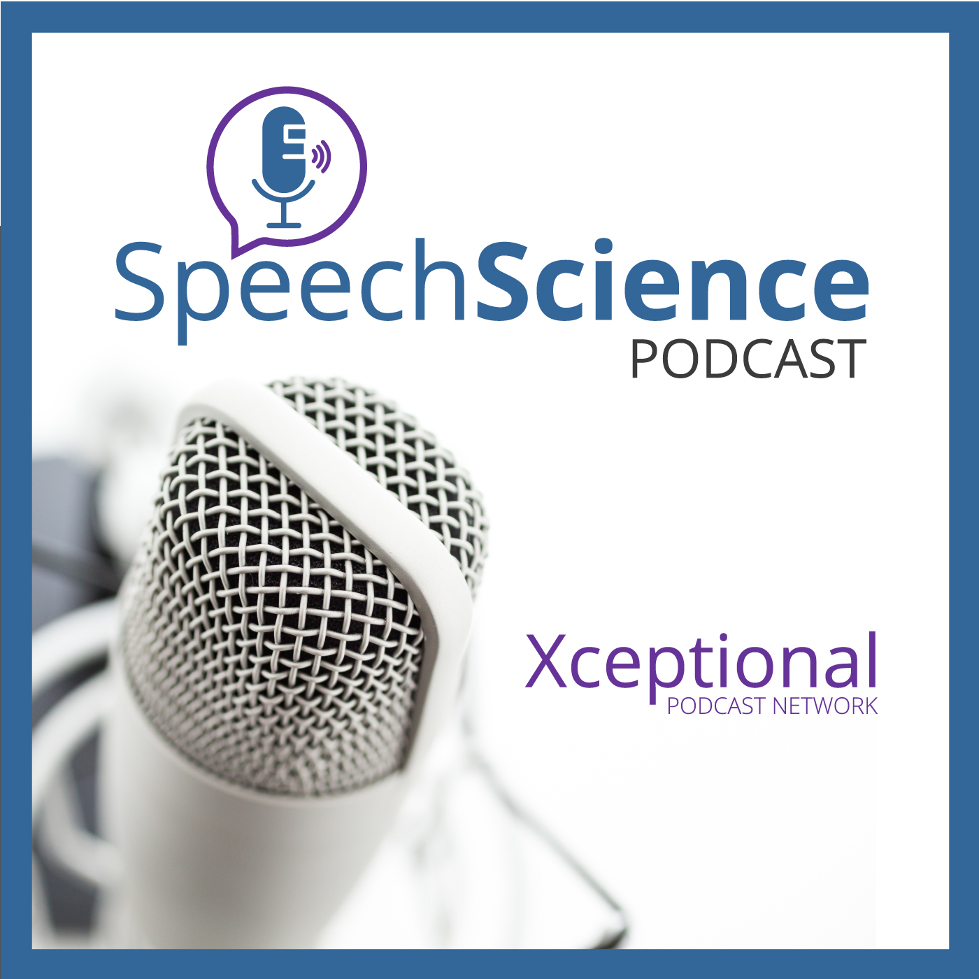 SpeechScience Podcast Brand Design