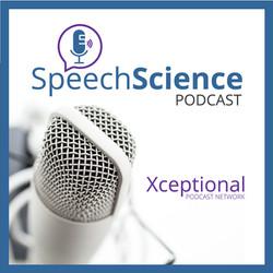 SpeechScience Podcast Brand Design