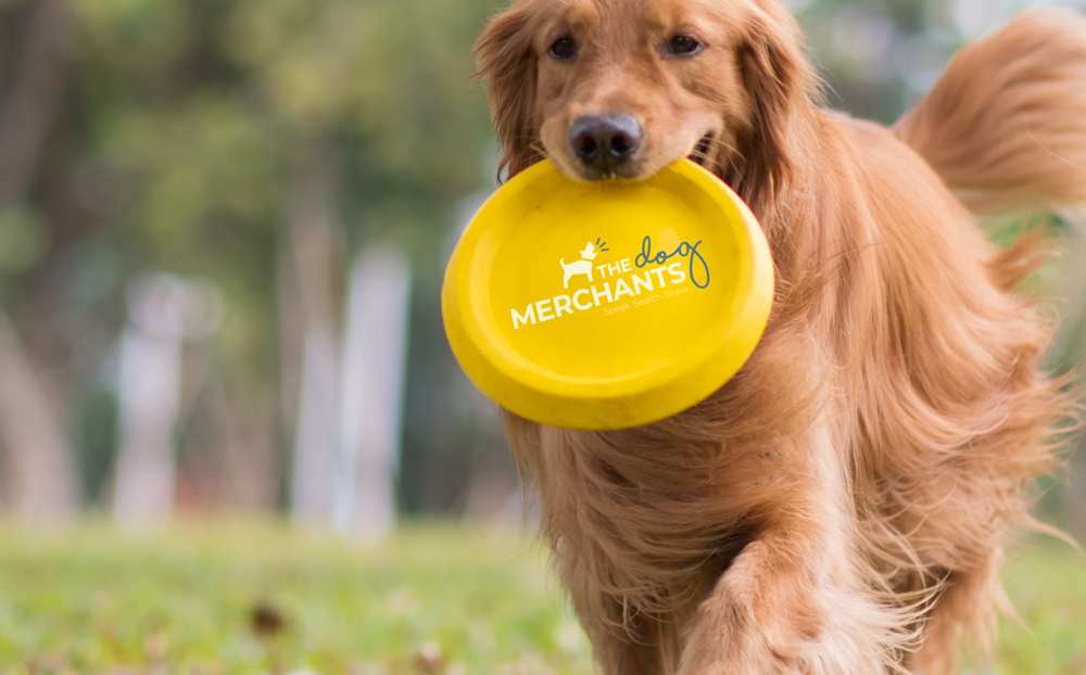 The Dog Merchant Logo Design