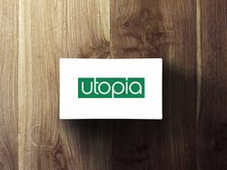 Utopia Home Services Logo