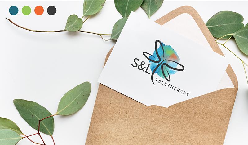 S&L Teletherapy Brand Design