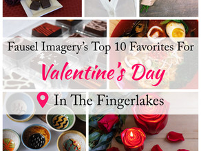 My Top 10 Best Spots for Valentine's Day Shopping, Self Loving and Eating!
