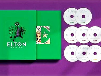 "Primeur !  ""Jewel Box"" d'Elton John"