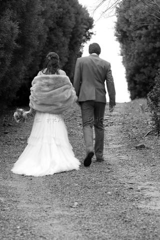 Tulbag wedding