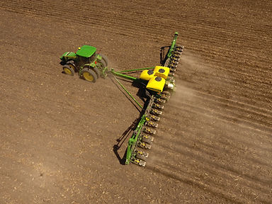 Corn Planting (photo taken with new dron
