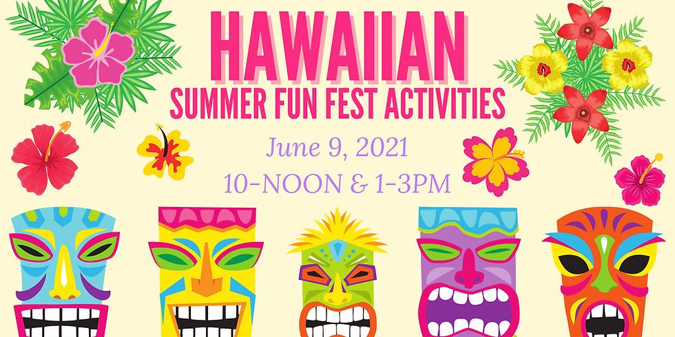 Hawaiian Youth Activities