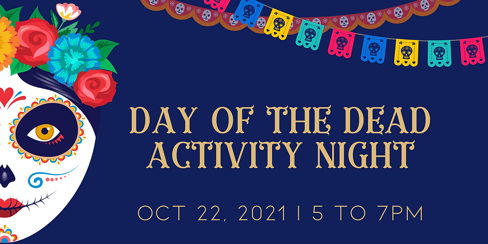Day of the Dead Activity Night