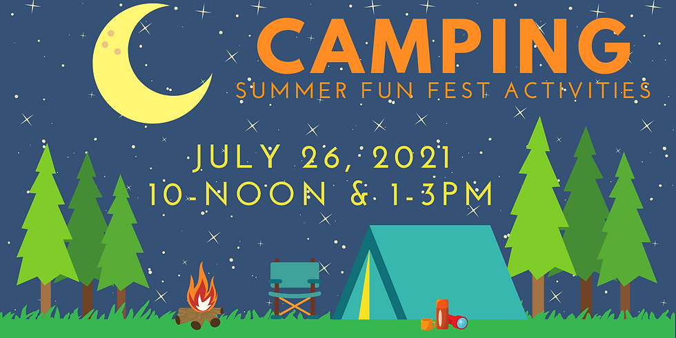 Camping Youth Activities