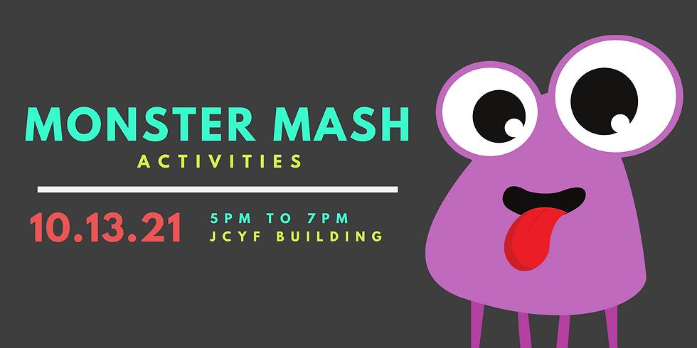 Monster Mash Activities