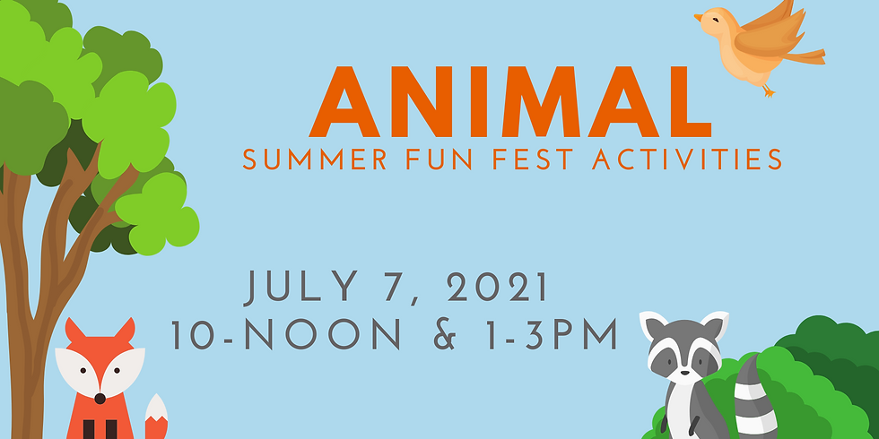 Animal Youth Activities