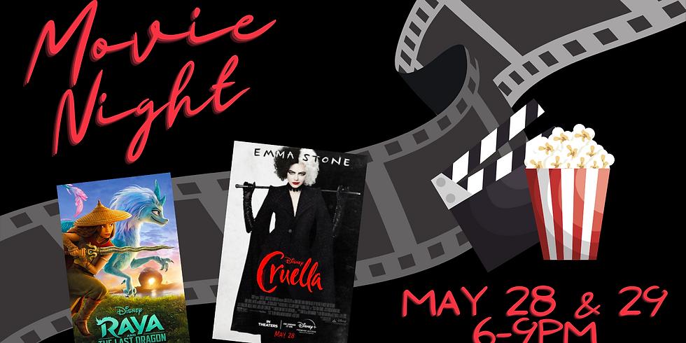 Movie Night- Cruella