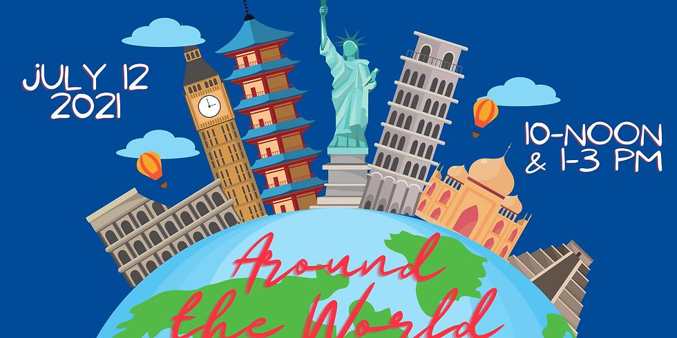 Around the World Youth Activities