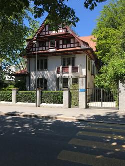 Haus Raum Parkstrasse 25