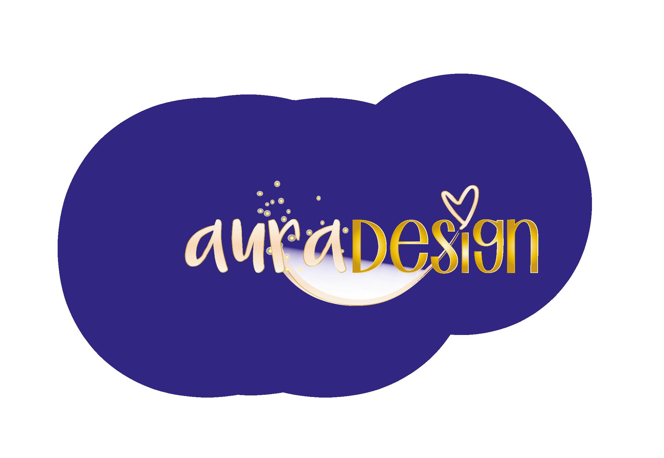 auraDesign Name ohne Hintergrund blauer.