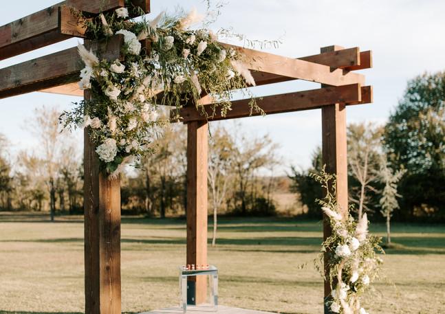 Schnare Wedding Arbor