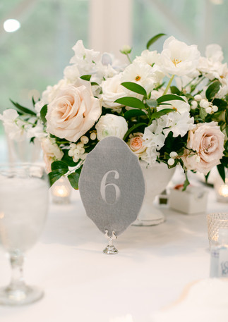 Will + Sarah Tablescape