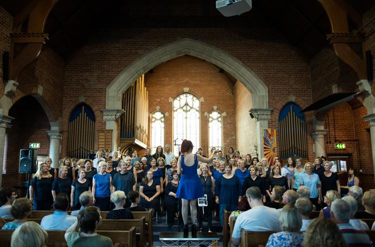 St James' Methodist Church, Southampton.