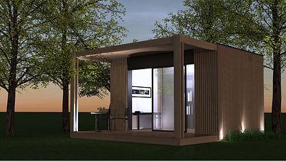 Studio de jardin 12m² haute-garonne clef en main