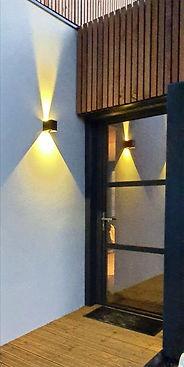 Porte d'entrée vitrée sur mesure Balma 31