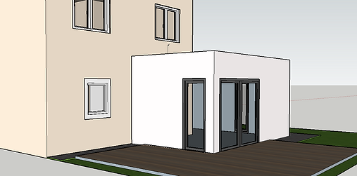 Extension toit terrasse toulouse