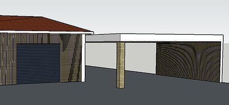 Abri voitue et garage TOULOUSE