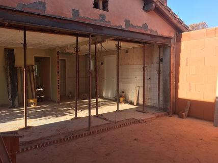 Extension et renovation salon l'union