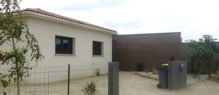 Extension et rénovation de maison MURET