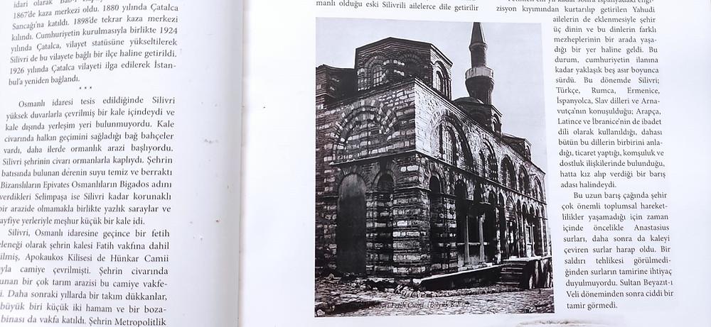 Geçmişten Günümüze Silivri - syf. 35