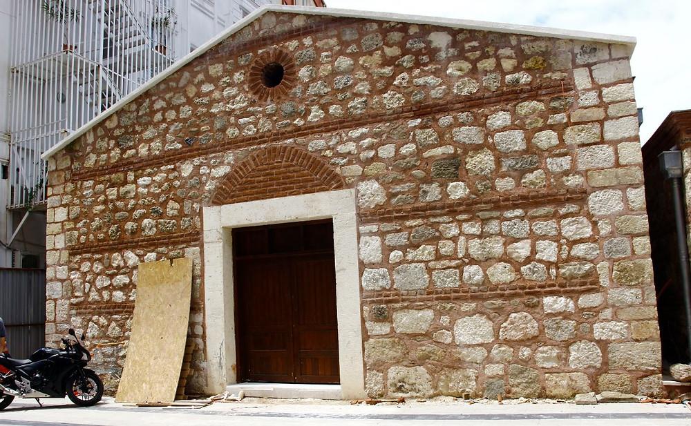 Silivri Tarihi Yoğurthane Binası