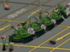 Funky Tanks