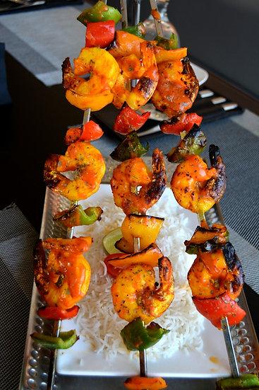 Chef Special Prawns (Peri Peri)