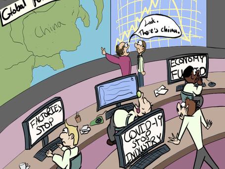 NASA found China